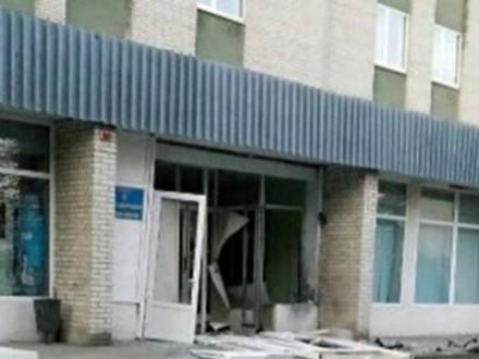 НаЛьвівщині злодії підірвали банкомат і викрали 187 тис. грн