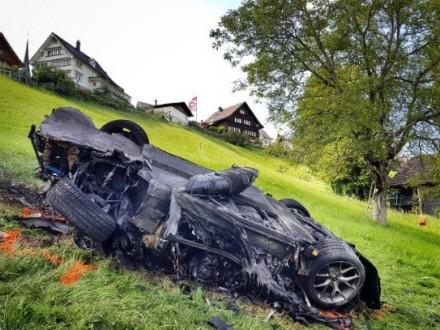 Екс-ведучий Top Gear Річард Гаммонд потрапив уДТП під час автоперегонів