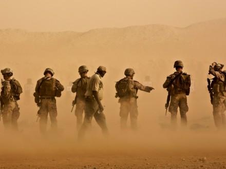 ВАфганістані вбито трьох американських військових