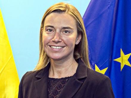 Ф.Могеріні: сьогодні мизламали бар'єр між громадянами України та ЄС