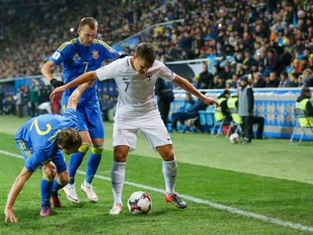 Футбол: у відборі начемпіонат світу Україна обіграла Фінляндію