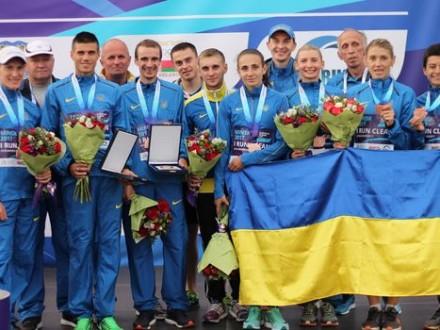 Українці здобули дві медалі на Кубку Європи з бігу