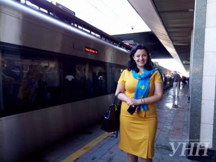 Унеділю зКиєва до Євросоюзу вирушить перший «безвізовий поїзд»