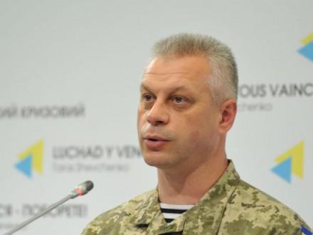 За півдня впонеділок загинув один військовий, поранено чотирьох бійців
