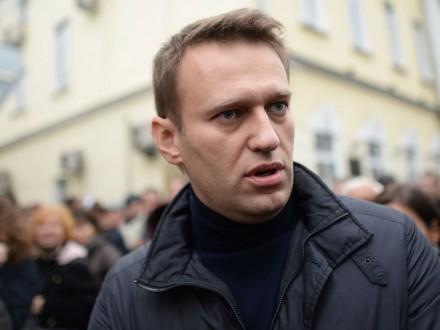 Навального кинули за ґрати на30 діб