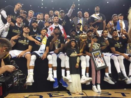 Чемпіони НБА з«Голден Стейт Ворріорз» відмовилися відвідати прийом уТрампа— ЗМІ