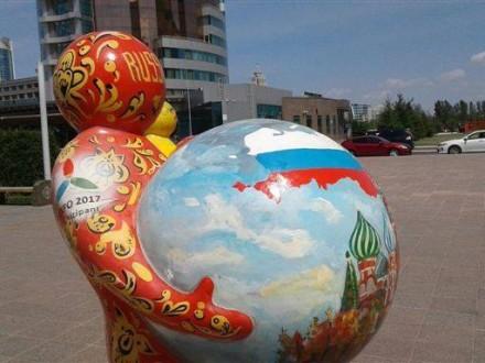 Перемалювали для Путіна: уКазахстані розгорівся скандал навколо Криму