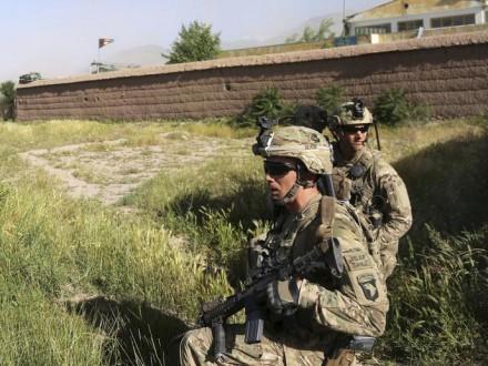 Трамп дав зелене світло збільшенню кількості військових вАфганістані