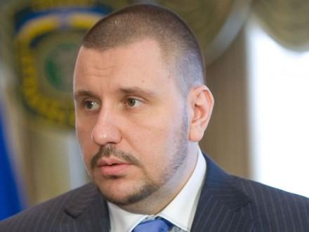 Прокуратура заочно повідомила про підозру екс-міністру Клименку