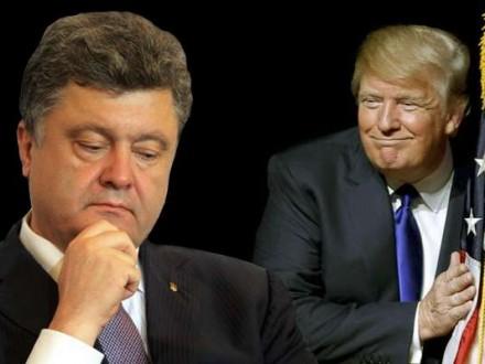 ЗМІ: НаБанковій готуються оголосити дату зустрічі Порошенка і Трампа