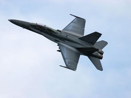ВМалайзії зрадарів зник військовий літак винищувач