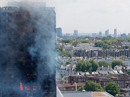 79 людей вважаються зниклими безвісти після пожежі влондонській багатоповерхівці