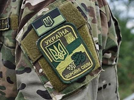 Узоні АТО задобу загинув один український військовий