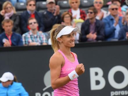 Українка Цуренко вийшла у півфінал тенісного турніру уХертогенбосі