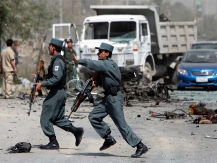 ВАфганістані смертники атакували штаб-квартиру поліції, є жертви і поранені