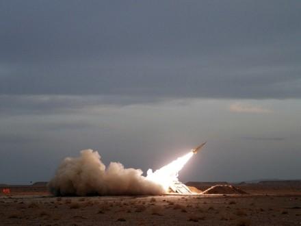 Іран здійснив ракетну атаку попозиціях бойовиків ІДІЛу вСирії [ Редактировать ]