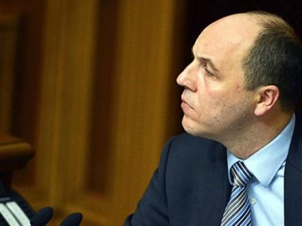 А.Парубий рассказал, как парламент будет работать на этой пленарной неделе