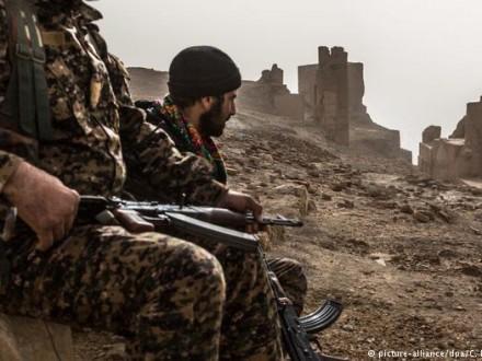 Коаліція збила літак сил Асада уСирії