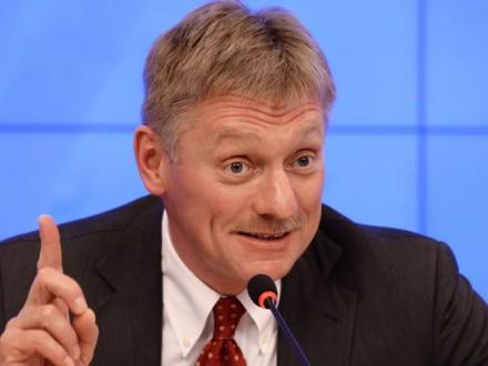 Кремль хоче детально вивчити законопроект про реінтеграцію Донбасу - Д.Пєсков