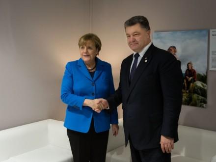 Після зустрічі зТрампом Порошенко їде доБрюсселя говорити про антиросійські санкції