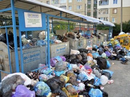 Зі Львова вивезуть все сміття до5 липня,— Зубко
