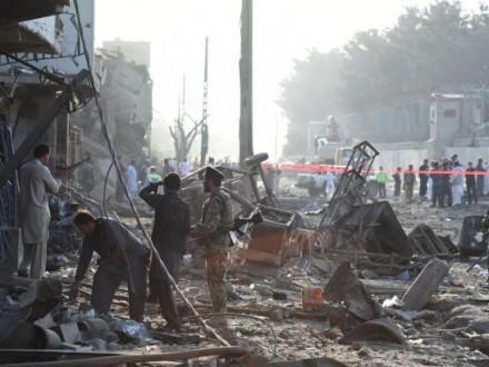 Понад 20 людей загинуло врезультаті вибуху вАфганістані