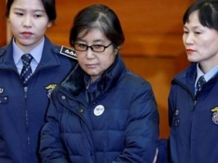 Подругу екс-президента Південної Кореї засудили дотрьох років в'язниці