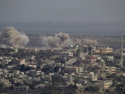 Війна вСирії: Ізраїль завдав авіаудару поармії Асада