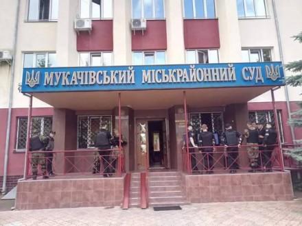 Суд виправдав членів «Правого сектора» всправі стрілянини вМукачевому