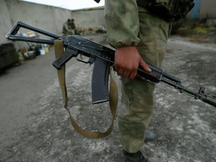 НаОдещині солдат-строковик вистрілив усебе завтомата