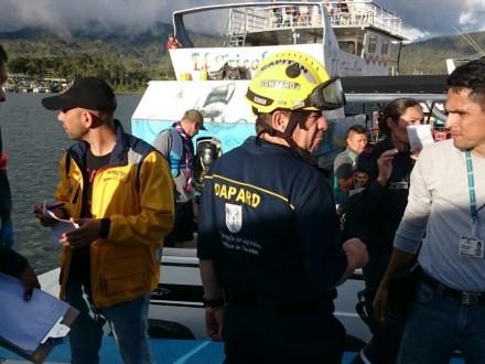 УКолумбії затонув човен зі 150 туристами