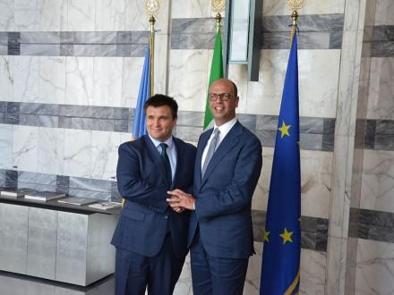 Українське питання залишиться пріоритетом під час головування Італії в ОБСЄ - Голова МЗС Італії