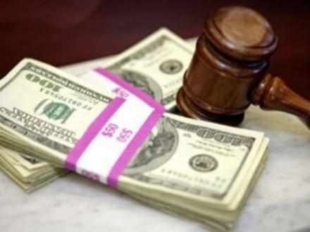 Луганського суддю спіймали на систематичному хабарництві