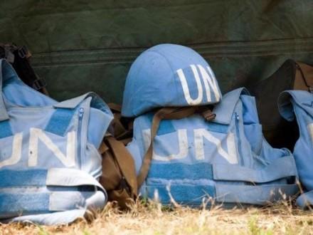Генассамблея ООН дала согласие уменьшить финансирование миротворческих операций