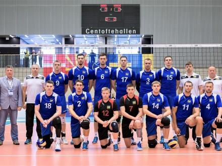 Збірна України зволейболу виграла Євролігу