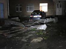 Від буревію на Черкащині постраждали 33 особи, з них 11 — госпіталізовані
