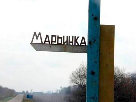 Бойовики сьогодні стріляли успину місцевому мешканцю Мар'їнки— П.Жебрівський