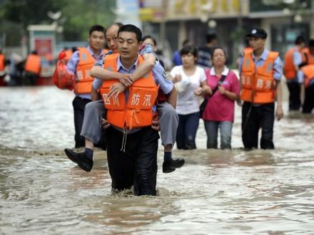 Повінь уКитаї: 15 людей загинули