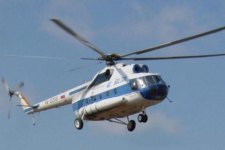УНорвегії розбився російський вертоліт
