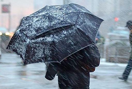 Прогноз погоди від Херсонського ОЦГМ… очікуються хуртовини