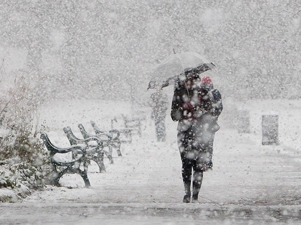 Заметіль і мокрий сніг: дочого слід підготуватися українцям