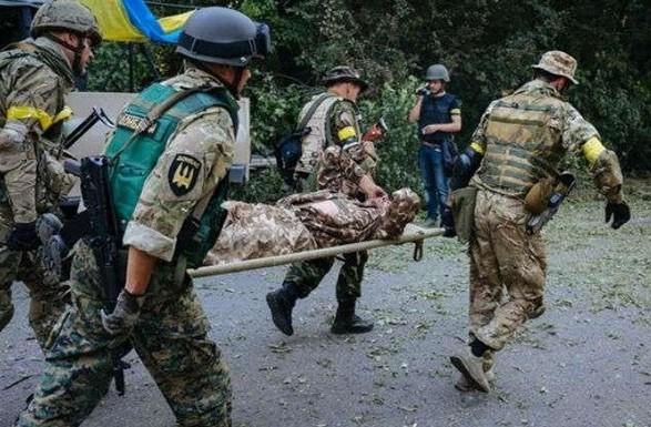 Около Авдеевской промзоны ранен военнослужащий сил АТО