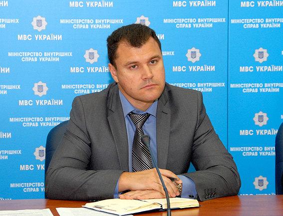 Генерала Клименка призначили напосаду заступника голови Нацполіції України