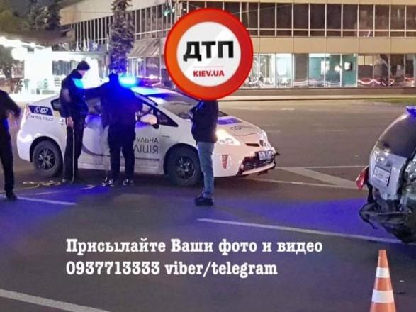 УКиєві сталася масштабна ДТП заучастю поліції