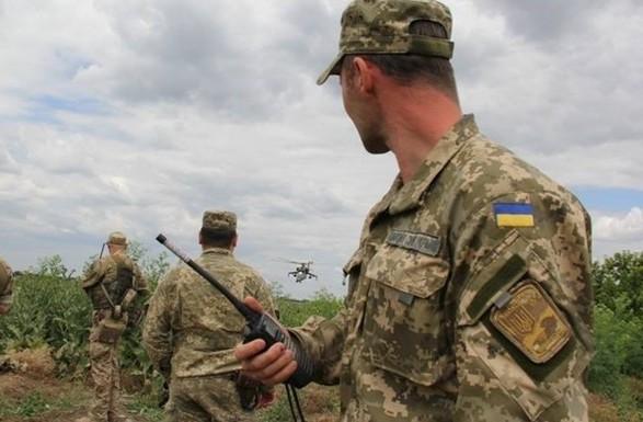 Доба вАТО: один військовий поранений