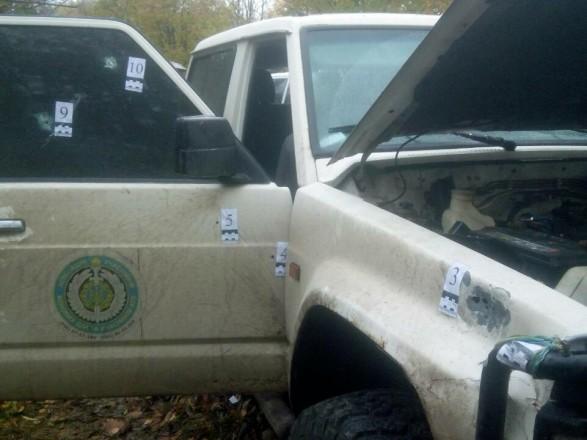 Чібісов: Вавтомобіль Окуєвої випустили 15 куль