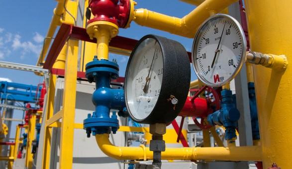 ВУкраїні зафіксували рекордний заостанні сім років обсяг транзиту газу