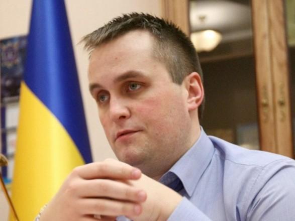 unian.ua Холодницький  жодного політичного підтексту у справі