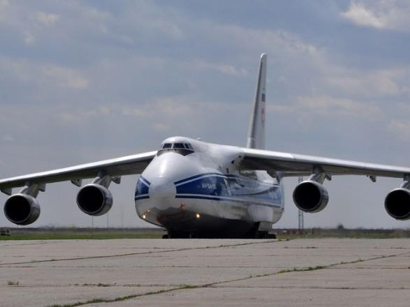 Украина подтвердила сотрудничество сРоссией поАн-124