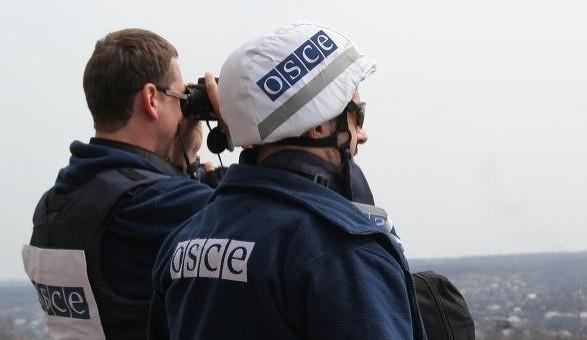 ВОБСЄ розповіли про загадкові шеврони бойовиків